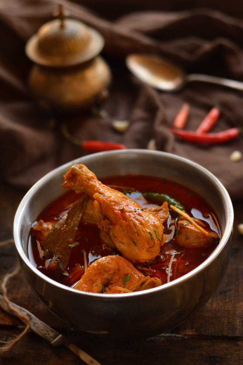 Regional Food Photography in Delhi | Mughlai Food Styling ...